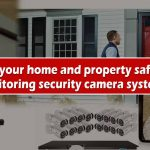 home security camera system indoor outdoor