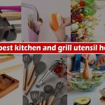 The best kitchen and grill utensil holder